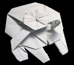 Starwarigami Les Vaisseaux De Star Wars En Origami