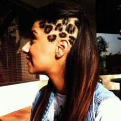 If only I had the guts.. Cheetah!<3