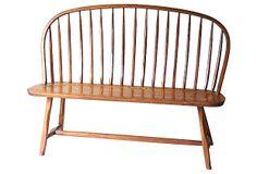 Bench by Hunts Country Furniture on OneKingsLane.com