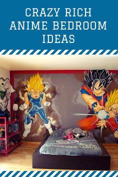Anime Bedroom Ideas