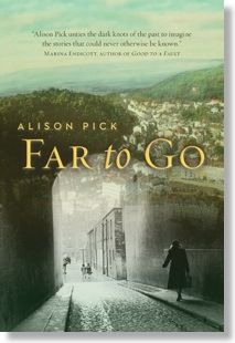 "Far to Go - Alison Pick // Another pinner said: ""I don't think I drew a breath the entire time I was reading this book."""