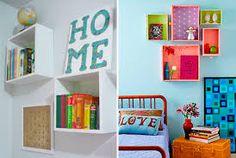 idéias para decorar com nichos - Pesquisa Google