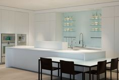 Cecconi Simone have designed the interior of the Yorkville Penthouse in Toronto, Canada.