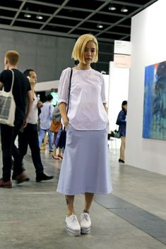 Street Style Saturday's | Art Basel Hong Kong 2014: An Ode to Menswear | Cut and Copy | Hong Kong Fashion and Streetstyle Blog