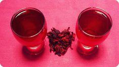 Easy Agua de Jamaica (Hibiscus Flower Iced Tea)