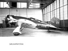 Lady Southern Cross