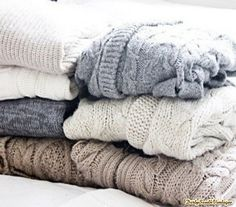 Mystery Hipster Sweaters: All Colors All by DirtySouthVintagee