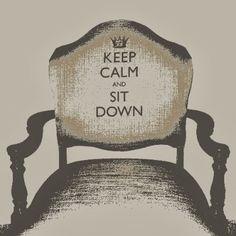 una de los antiguos niños: pensando en la sillita http://unadelosantiguosninos.blogspot.com.es/2014/02/pensando-en-la-silla.html