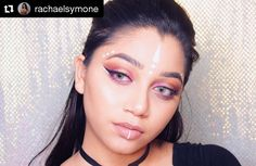 We only have eyes for @rachaelsymone and this look using Retractable Waterproof Eyeliner in Violet (AP11).  #repost #kleancolor #retractablewaterproofeyeliner #eyeliner #waterproofeyeliner #violet #eyes #makeup #cosmetics #beauty