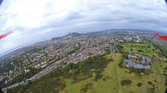 Blackford Hill | Edinburgh, Blackford hill, Scotland, UK | Dronestagram
