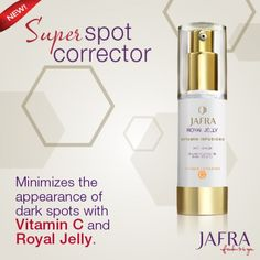 One more way to customize your Royal Jelly Ritual! http://jafra.me/4cpg