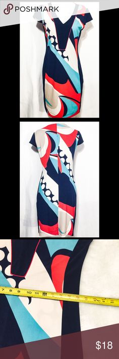 Sassy Retro Appeal Patterned Dress J. Taylor SZ M Sassy and flattering dress by J. Taylor. Geometric pattern and flattering fit add to the somewhat retro appeal of this beauty! In EUC. Enjoy! J. Taylor Dresses