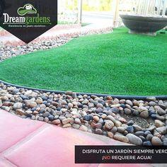 #AhorraAgua por más de 8 años con #PastoSintetico en tu #jardín, el cual lucirá siempre verde.   #saveWater by installing #SyntheticTurf Escríbenos para más info clientcare@sporturfintl.com  #artificialGrass #ArtificialTurf #garden #landscape #landscaping #agua #pastoArtificial #pasto #turf #jardines #BC #USA #FakeGrass #Lawn  #GoGreen #Green #Mexico #Inspira #Armonia #Fresh #Confort #DreamGardens #AreasVerdes