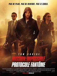 Mission : Impossible - Protocole fantôme - film 2011 - AlloCiné