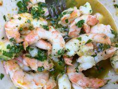 Citrus and Herb Marinated Shrimp
