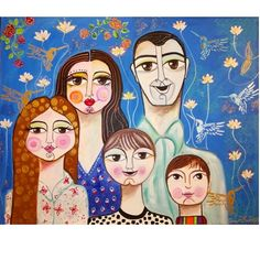 لوحة عائلة القس ملاذ بيثون وهي من  مقتنياتهم في اربيل العراق  حجم العمل :100*80cm  مواد مختلفة على الكانفاس  #سرى_الخفاجي #لوحات #فن #تشكيلي #عراقي #عائلة #iraq #ksa #uae #erbil # #art #artist #artwork #painting #family