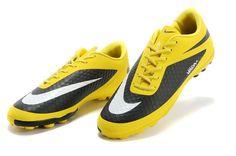 half off edd55 fb3c8 Stores Nike Hypervenom Phantom TF With Yellow Black White  61.99 Nike  World, Shoes 2014,