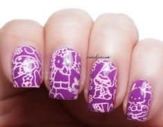 Miss Ashleigh Berry Delicious + stamping