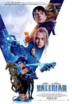 CINEMA unickShak: VALERIAN AND THE CITY OF A THOUSAND PLANETS - cinemas USA Premiere: 21st July 2017