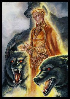 Sauron by Nuaran on DeviantArt