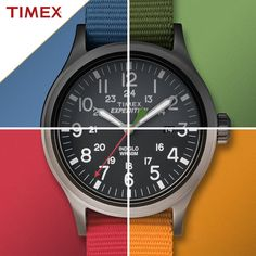 #timex for everyone. Witch color do you prefer?