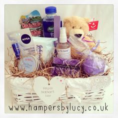 Relaxing Hamper,perfect Mother's Day gift, Mother's Day hamper, personalised gift, gift for mum, mummy
