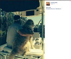 Best buds!! #DogDaysofSummer. #WestMarine