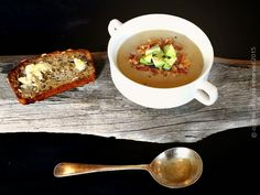 Roasted Kohlrabi Cauliflower Avocado Soup & a super giveaway frm @ZZ2Farming http://www.browniegirlblog.com/?p=1940 #mouthwateringbox