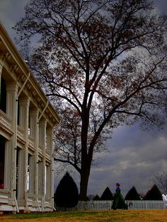 This historic place may be a beautiful wedding venue, but it has a very ugly an gruesome past! It was used as a hospital to one of the deadliest wars in American History and still has the permanent blood stains on the floors!   Carnton Plantation, Franklin TN