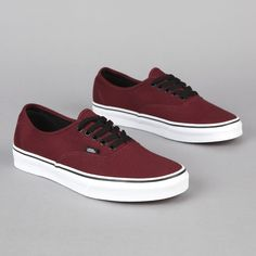 eefc76b1ce port royale red vans Cute Shoes