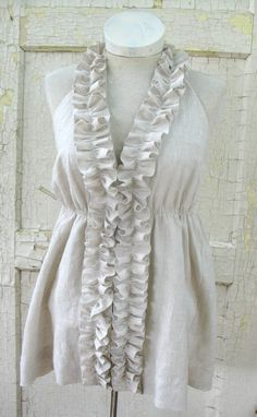 Lovely ruffle dress