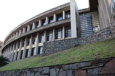 Facultad de Arquitectura. Montevideo, Uruguay