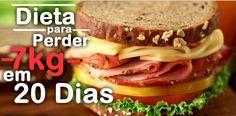 Conheça esta nova dieta 20/20 que já é sucesso em todo o Brasil. Ela garante você perder 7 quilos em um período de até 20 dias.