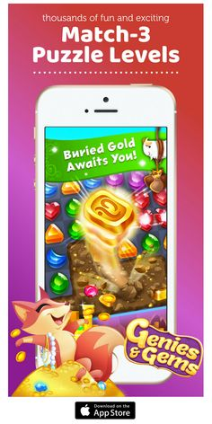 10 Best Genies & Gems Promoted Board images in 2018 | App