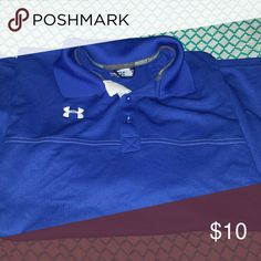Mens Under Armour shirt Men's size small. Good Condition :) Under Armour Shirts Polos
