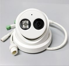 DS-2CD3310F-IS 130 Wan IR Network Dome Camera built-in audio card POE