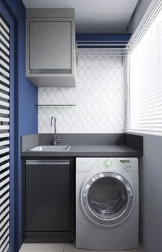 Tricks Building Idea Specifications for a Laundry Room. A laundry room should be one of the most functional and workable rooms in your home. Ideally, the area should have plenty of natural or [. Laundry Room Cabinets, Laundry Room Storage, Storage Room, Basement Laundry, Laundry Closet, Small Laundry Space, Small Space, Laundry Area, Wc Decoration