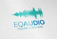 Eq Audio Logo by Samedia Co. on Creative Market