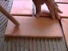 Técnicas de assentamento Cerâmica Fênix.wmv