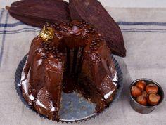La chef Vanessa Musi, pionera del movimiento de pastelería saludable, comparte esta receta de rosca de café y chocolate con los lectores de Animal Gourmet.