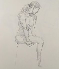 Figure drawing Friday! #fineart #nudeart #graphite #figuredrawing