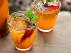 Grapefruit and Star Anise Lemonade : Recipes : Cooking Channel
