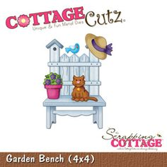 The Scrapping Cottage - Where CottageCutz are Always Blooming - CottageCutz - All - Page 2                  $19.95