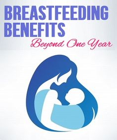 Breastfeeding Benefits Beyond One Year --- very rarely do you hear about nursing past a year, since that is when toddlers can have regular milk instead of formula.  This is an interesting take on the additional benefits