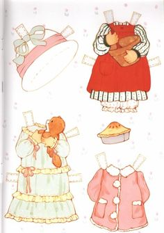 Puddin Paper Doll - Reproduction edition by Award Publications Limited, 2000: page 6 (of 8)