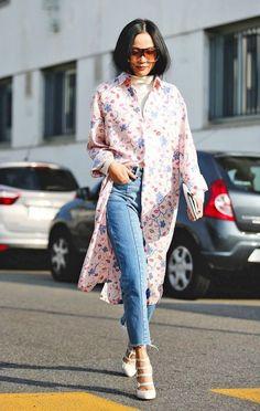 Street Style : Le Fashion