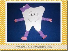 Dental Health Craft Dental health