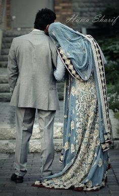 110 Cute and Romantic Muslim Couples Muslim Wedding Dresses, Muslim Brides, Muslim Women, Bridal Dresses, Bridesmaid Dresses, Moslem, Cute Muslim Couples, Desi Clothes, Desi Wedding