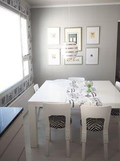 Toivepostaus: Sisustuskuvia kotikodista Kitchen Dining, Dining Table, Alvar Aalto, Interiors, Furniture, Home Decor, Decoration Home, Room Decor, Dinner Table