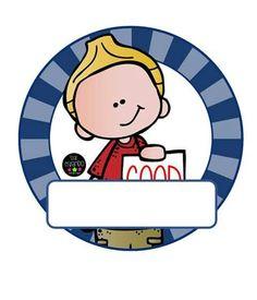 Gafete para niños                                                       …